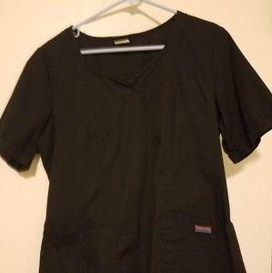 Cherokee Workwear scrub top